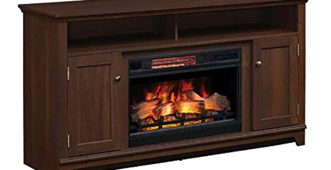 Electric Fireplace TV Stand Black Friday 2021 & Cyber Monday Deals